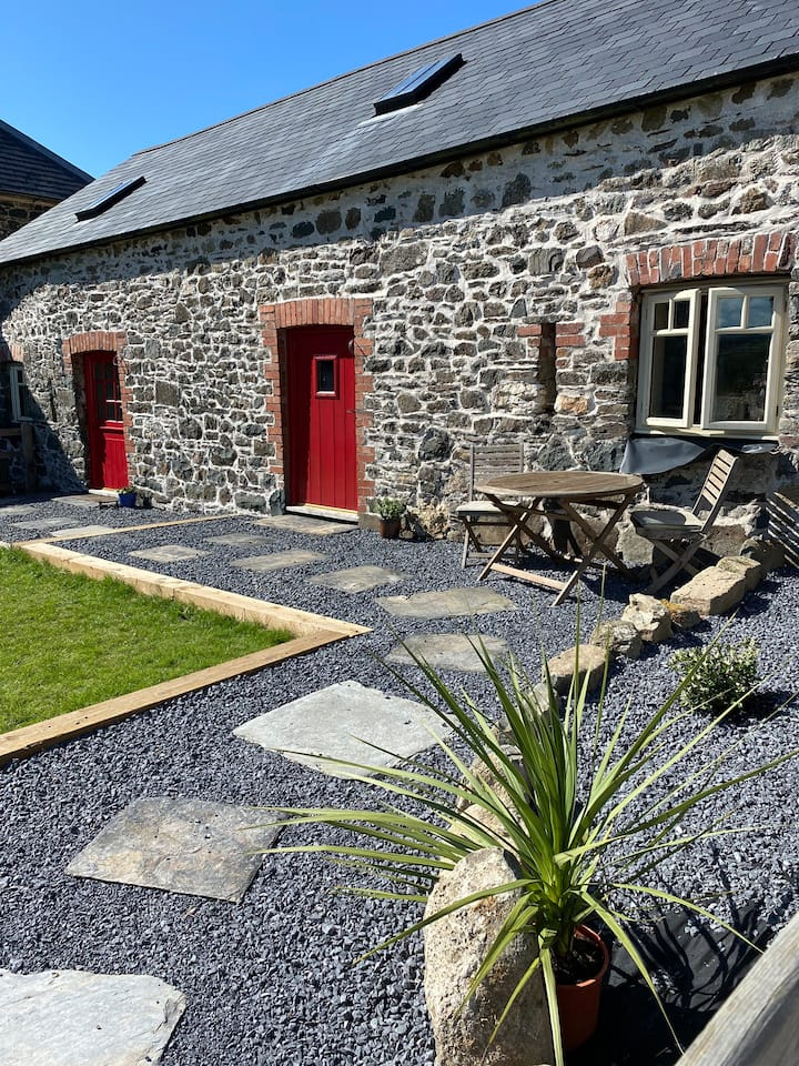 The Dairy, barn conversion in North Pembrokeshire