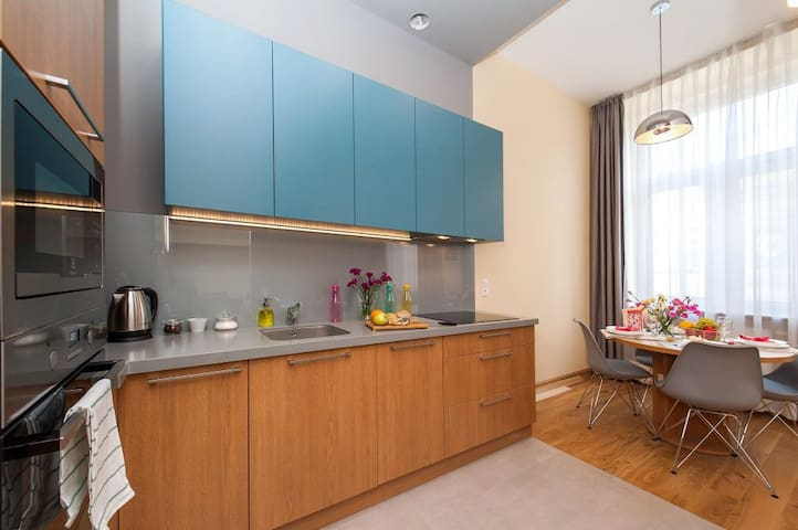 Bright and Comfy big 90 m2 • Old Town • Wawel.st