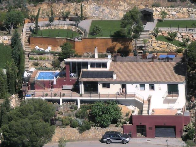 Espectacular Villa en Aiguafreda
