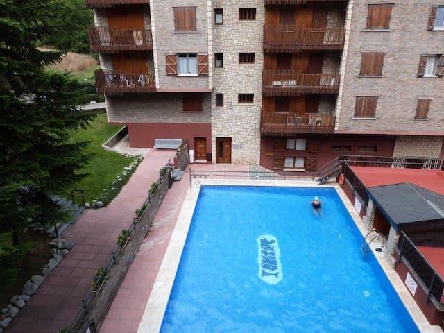 Apartamento 6 pax. Sapporo - Viella - Apartament