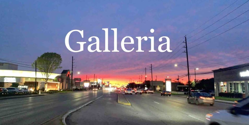 Houston Galleria Area