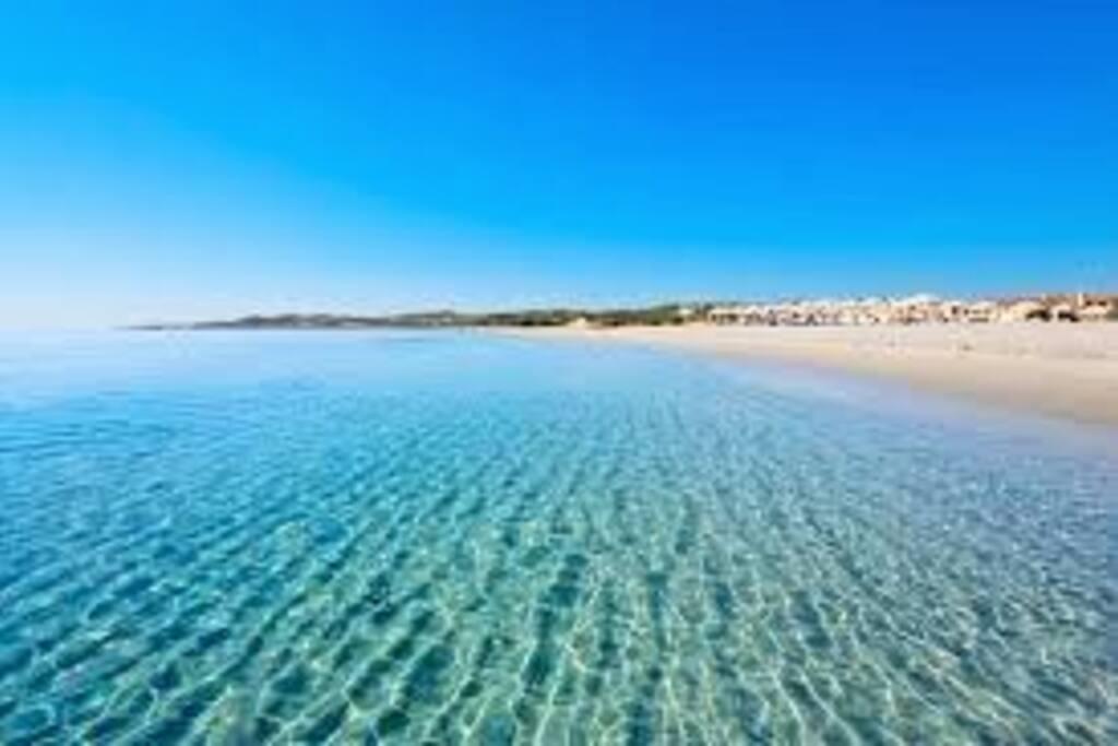 Spiaggia de La Caletta