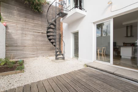 Garden mews in the heart of Dalston - London - Hus