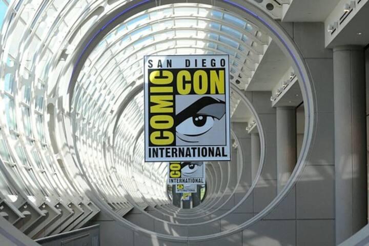 Close to Comic-Con
