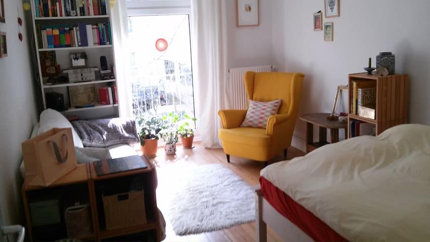 Cosy Onebedroom Apartment near the Alster - Hamburg - Apartmen