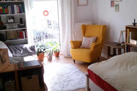 Cosy Onebedroom Apartment near the Alster - Hambourg - Appartement