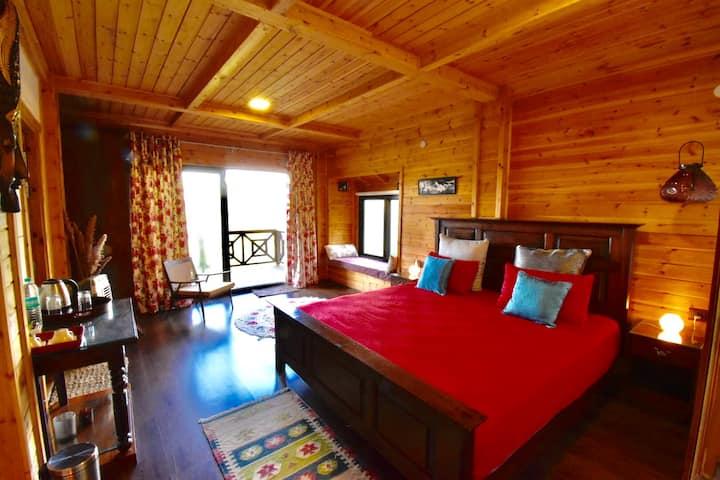 AVAAS -Bed and Breakfast Ramgarh, Nainital