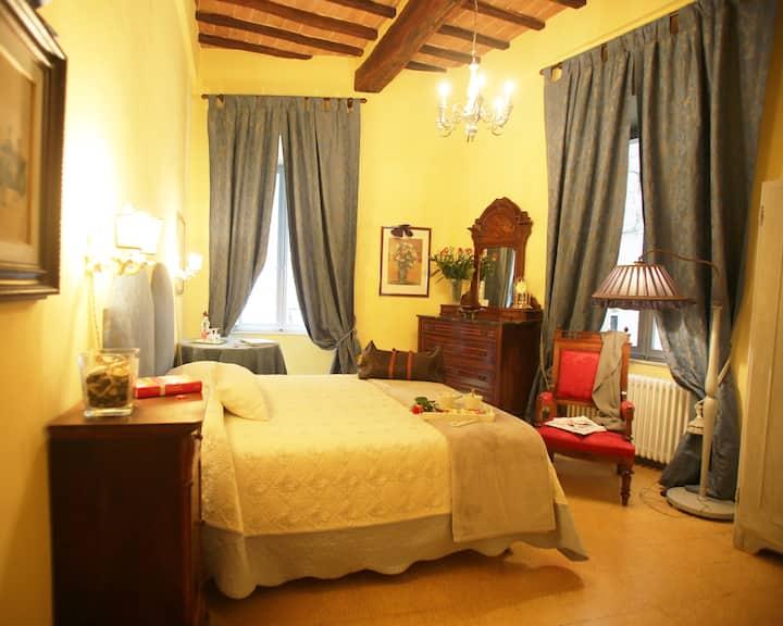 Camera Giada B&B Le Aquile nel cuore di Siena