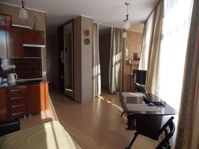 Квартира в Адлере, в Курортном городке. - Adler - Apartment