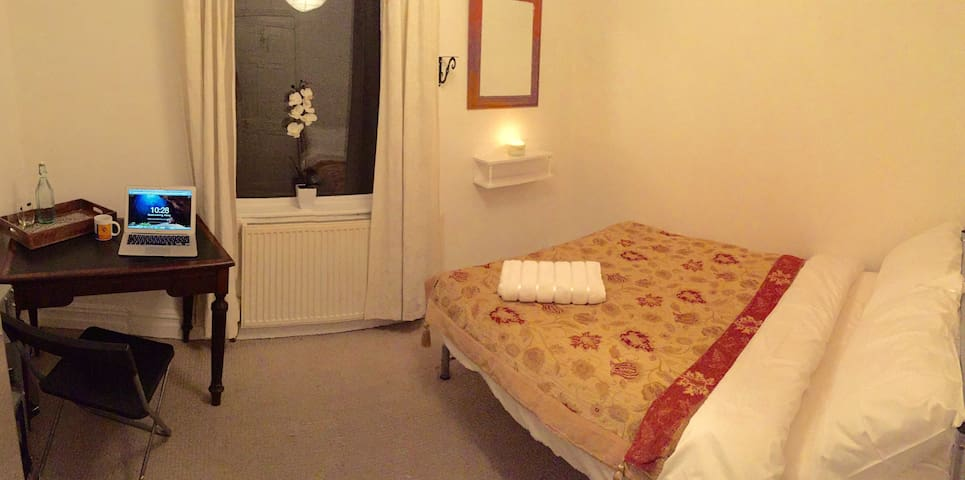 Rm2. A GREAT NIGHT SLEEP :) Close to Town & Uni - Manchester - Rumah
