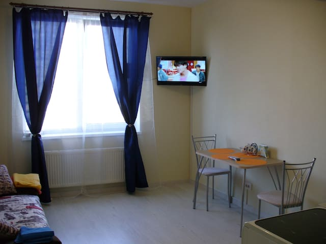 Уютная квартира студияК