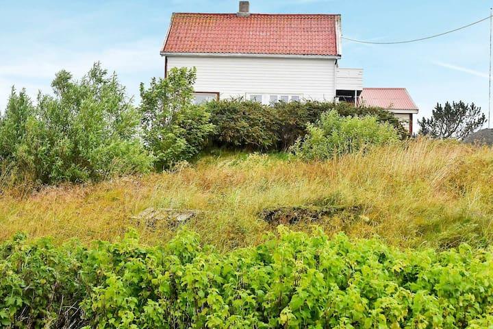 Maison de vacances pour 6 a Dyrvik
