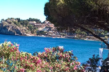 Casavacanze Taormina on the beach - Mazzarò - Wohnung