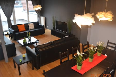 Penthouse 213m² deluxe - Anderlecht - Wohnung