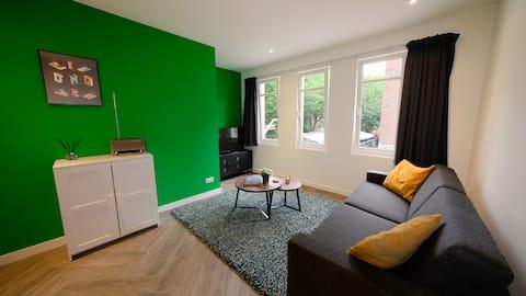 Luxury 60m² Apartment + 20m² Private Terrace
