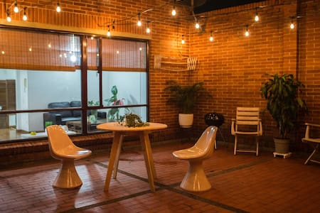 Cozy apartment with a great private terrace! - Bogotá - Wohnung