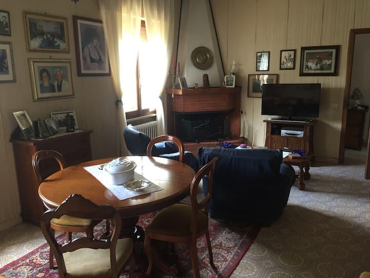 Casa ampia e indipendente a Bagni di Lucca