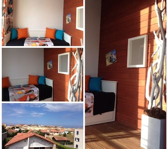 "APPARTEMENT "" LE NEPTUNE"" CONTIS PLAGE - Saint-Julien-en-Born"