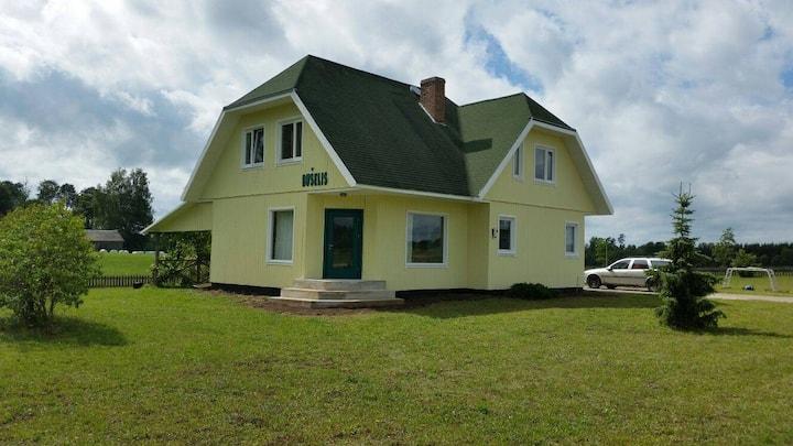 Guest house Buselis