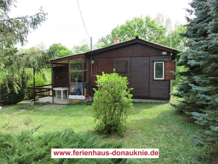 Holiday home Pearl of Danube Bend for family & Dog