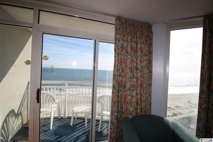 Atlantica 1BR 8th floor direct ocean front ! - Myrtle Beach - Byt