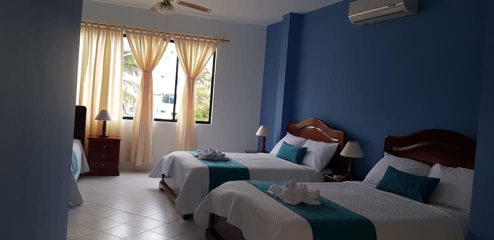 Hostal Jeniffer, Isla Isabela- Galápagos. Hab #3