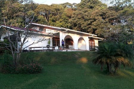 A very peaceful retreat in nature! - Cuesta de Piedra - Huis
