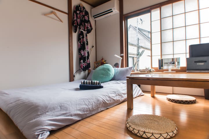 Private room in Honan, Suginami-Ku