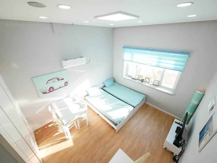 [Renovated Flat] ◆ DDM AIR BLOOMING Loft #124 ◆