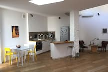 GREAT NEW LOFT TO LOVE TURIN