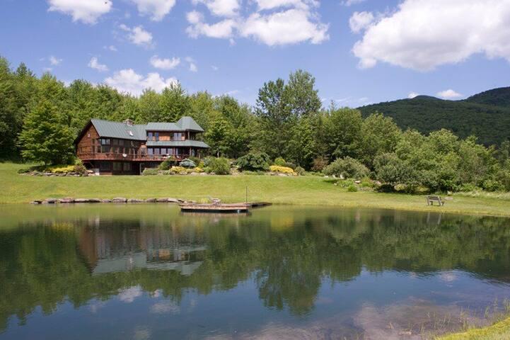 Stowe Valley Hide Away - Stowe - Apartment