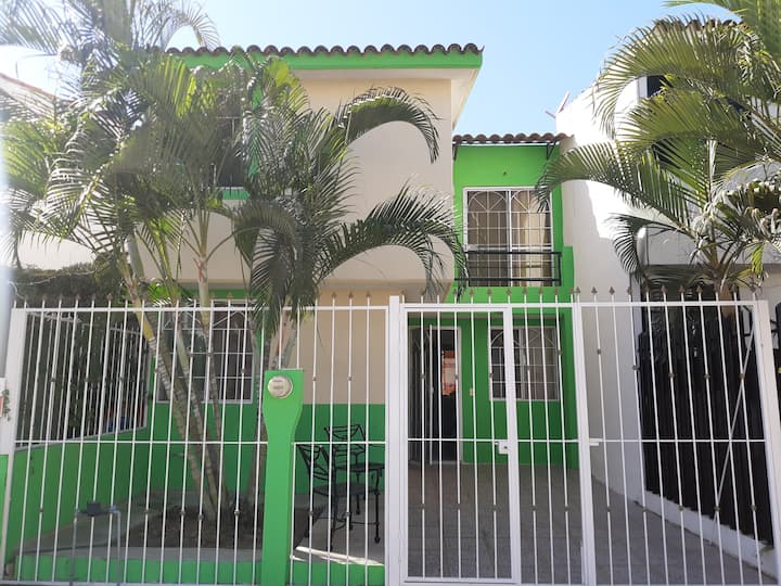 Casa Betty 10 minutes from the beach