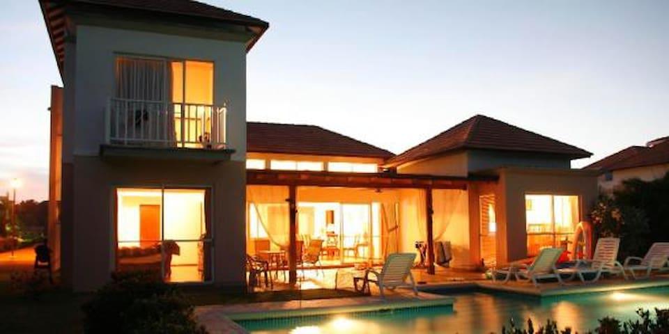Espectacular villa con vista al lago - Cocle
