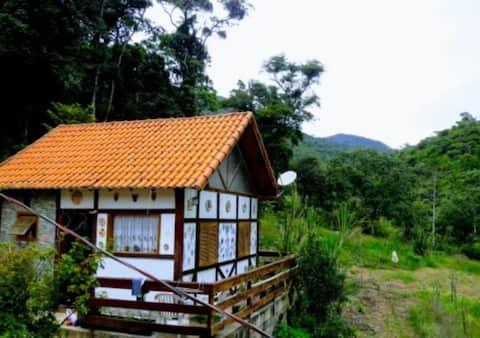 Chalé na Tere-Fri (uma casinha no campo)
