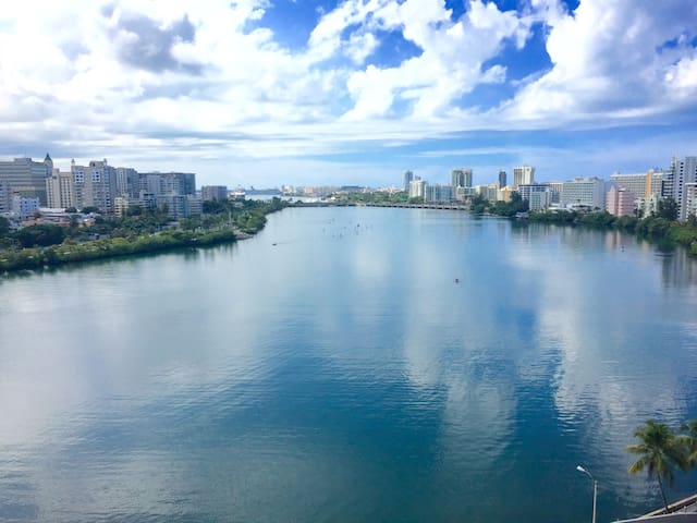 AMAZING APARTMENT AT THE HEART OF SAN JUAN CONDADO - San Juan - Condominium