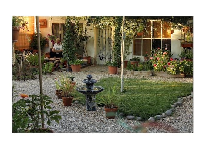 Habitación doble+desayuno - Santillan del Agua  - Casa