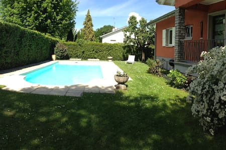 Beautiful Villa (private pool) nearby Geneva Lake - Genthod - Villa