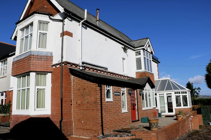 4 Bedroom Spacious Edwardian Villa - Caerphilly - Reihenhaus