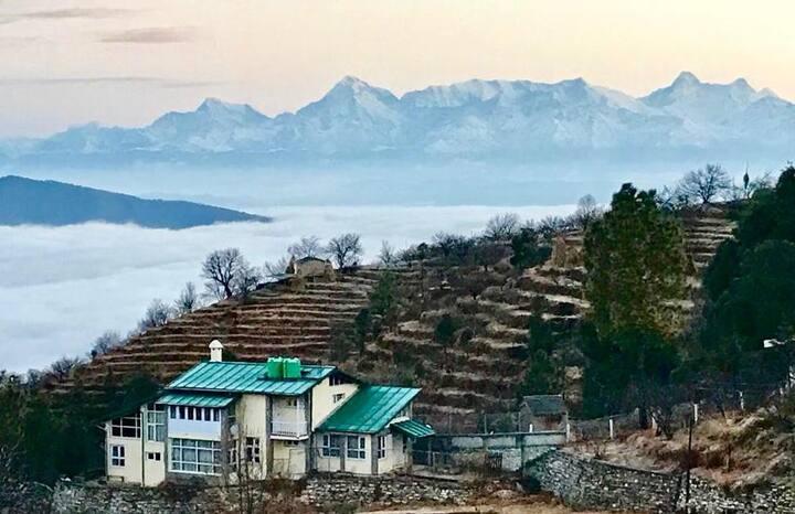 Exquisite Chalet in Hartola, Kumaon, Uttarakhand