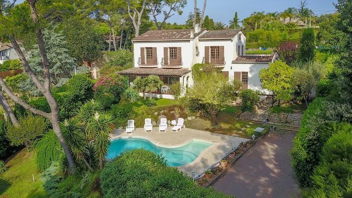 Magnifique villa provençale, avec piscine privée