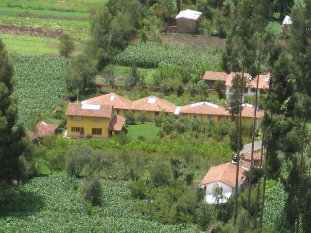 Jallpa Ecolodge Sacred Valley