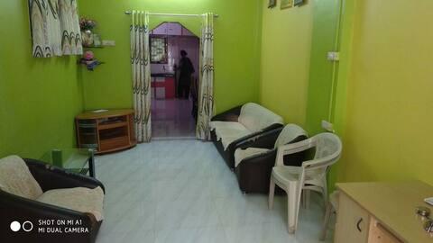 Lakshmi holiday home villa enjoy its single room