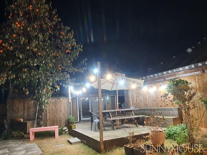 바베큐 가능한 마당이 있는 써니하우스-전주 전미동(완주군 삼례)-숙소근처여행지 추천list