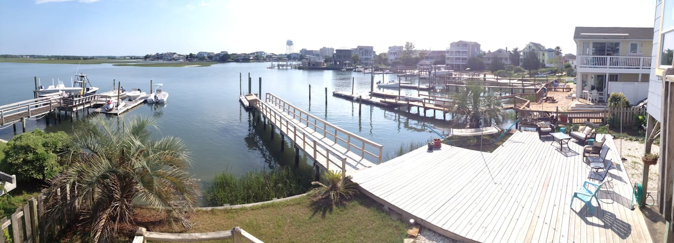 Deckside - Wrightsville Beach - บ้าน