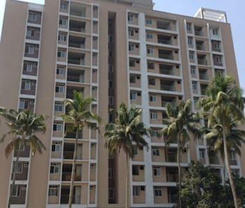 Apartment for rent close to Oberon and Lulu Mall - Kochi - Apartemen