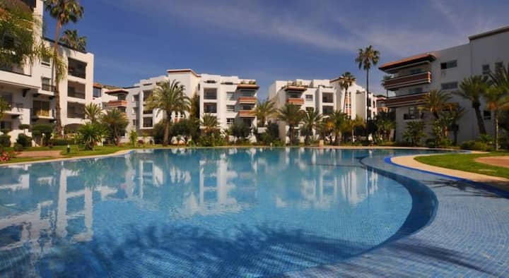 Appartement Marina Pool and Beach