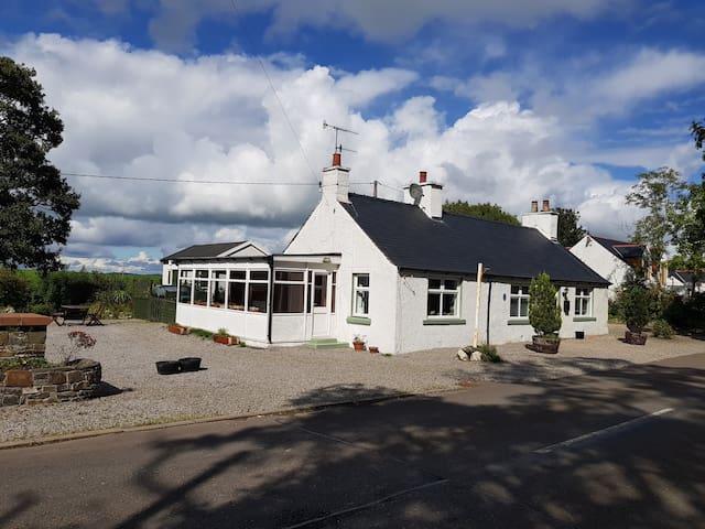 Rose Cottage, Castle Douglas
