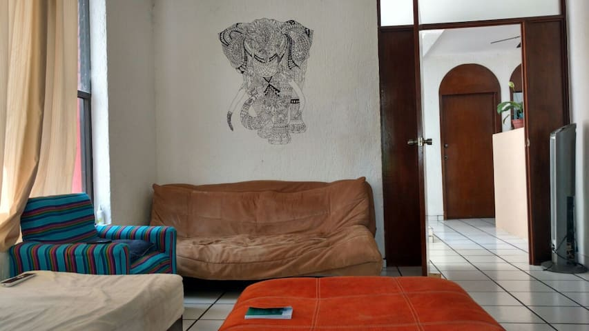 Hostel In Downtown Cancun - Cancún - House