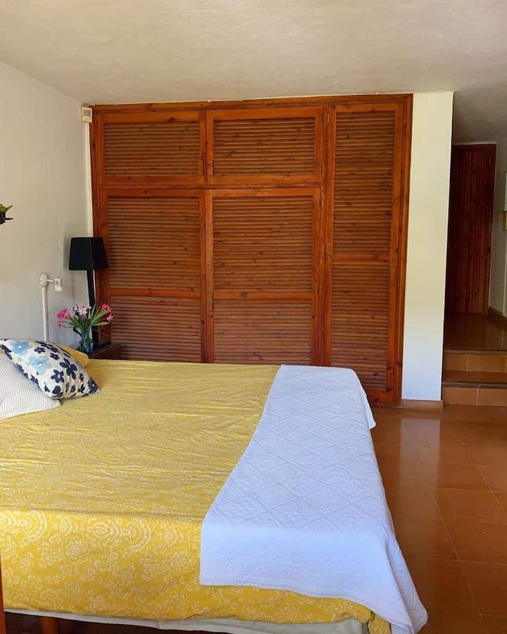Double room in Bauhaus Villa / Hacienda