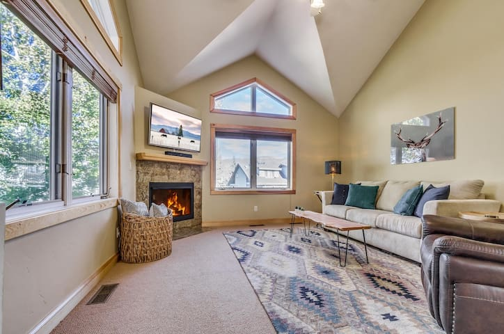 Clean, Comfortable 2 bed, 2.5 bath - Vail Valley